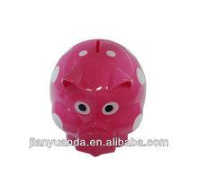 kids cheap plastic piggy banks&piggy bank&acrylic piggy bank
