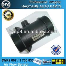BMW 320,520,E36,E34,E39 Siemens Genuine Original MAF Sensor OE NO.: 5WK9 007 / 1 730 033/ 5WK9007 / 1730033