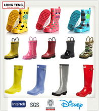 Ten years production experience rubber rain boots professional manufacturer