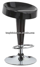 ABS bar stools Certificated SGS gas lift.with 385mm chroming base and 360 degree swivel!