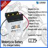 12v motorcycl battery china supplier