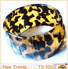 2014 New Design Tortoise/Turtle Shell Bangle, Fashion Tortoise Bracelet
