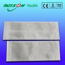 Gamma Ray heat sealing sterilization three-side healing paper film pouch