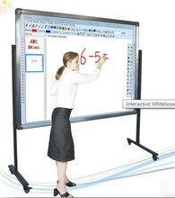 88inch office samrt whiteboard board for 4 fingers writing