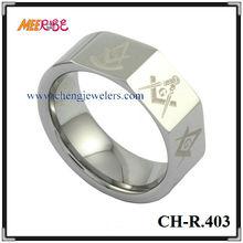Comfort Fit 8mm Tungsten Ring Mason Tungsten Ring