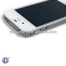 manufacture! anti-fingerprint screen guard for iphone 4/4s