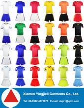 Latest Customized Blank European Style Football Jerseys/Soccer Wear