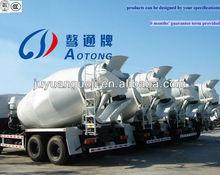 8CBM construction engineering machinery cement/concrete mixer transporter vehicle on sale