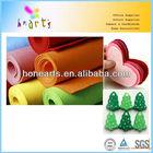 hot sale!good quality Color Felt /Manufacture Selling Eco-friendly Color Needle Felt