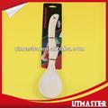 2014 novo item de madeira colher sólidos, utensílio de cozinha colher, colher de cozinha