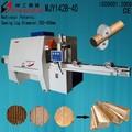 Madera de corte de la máquina, multi rip todo el registro de la máquina de sierra