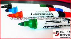 Two Colors Whiteboard Marker Pen