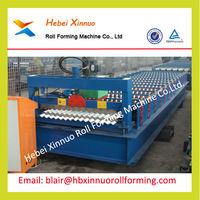 corrugated roof sheet making machine