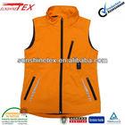 Men's outdoor sleeveless jacket,battery heated vest(13I-019)