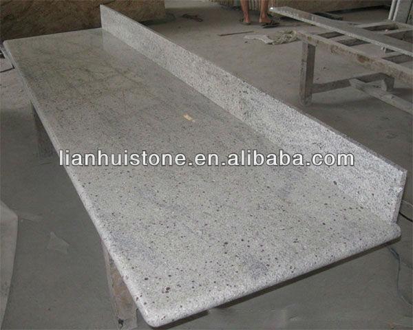 Indien kashmir white granit fliese, platte, arbeitsplatte ...