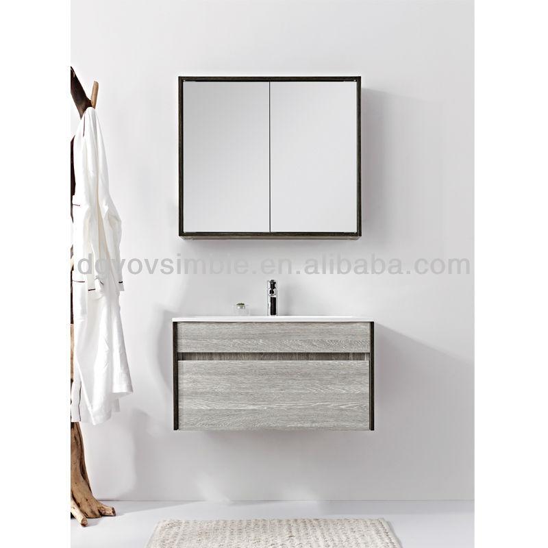 Baños Gabinetes Modernos:Moderno muebles para el pequeño baño / dormitorio MDF gabinetes de