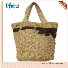 Cheap Straw Basket Bag Handbags Made From Paper Straw