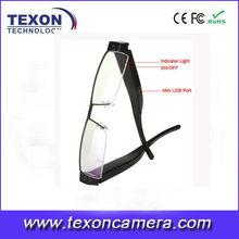 Japan Korea Hot Selling Fashion 1080P glasses camera