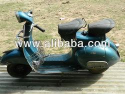 vintage vespas,lambrettas scooters and spare parts.