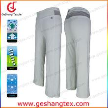 women high quality plain sweat pants