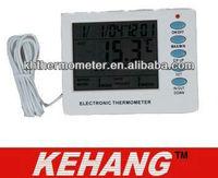 bimetallic thermometer with thermocouple
