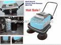 Best caminhada atrás do varredor máquina de limpeza de chão / OEM poeira cleaner eletrônico / vassoura vassoura