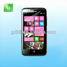 Clear screen guard for Huawei Ascend W3 with factory price