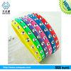 sports team silicone wristband,diamond tennis bracelet,hot sell diamond silicone wristband
