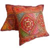 New Vintage Sari Patchwork Designer cushion covers
