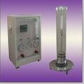 Yzs-75d el índice de oxígeno instrumento de la prueba