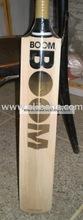 Boom Boom English willow cricket bats