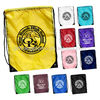 Hot sell polyester drawstring bag
