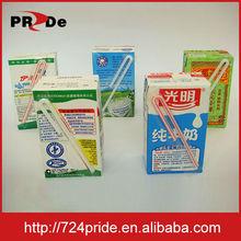 Plastic Drinking U-Shaped Straws