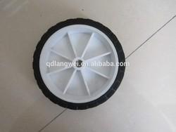 small wheel barrow wheels 7'x 1.5