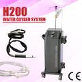 H200 renovar a pele com tratamento com oxigênio injeção para o rejuvenescimento da pele equipamento