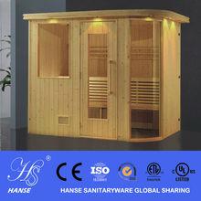 HOT SALE sauna room /outdoor sauna room (2-4 people) HS-SR005