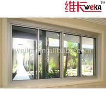 new good quality upvc glass french window