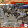 Les activités d'aventure dans promenades dinosaures