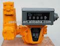 Medidor de desplazamiento positivo/controlador de flujo másico