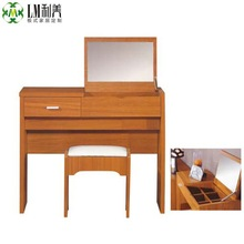 Elegant dressing table set with mirror 400519