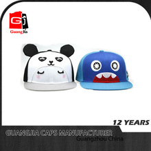 Wholesale Kids Hat Snapback Hat Adjustable Children Cap