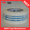 Adhesive Factory Acrylic Adhesive Tape Printed Company LOGO for Sealing BOPP Tape
