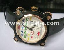 2012 titanic DNA men watch limited edition watch wrist watch red metal