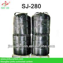 bituminous coal base activated carbon in mesh size 12x40