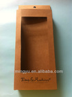 printing paper box , paper box for packaging the sock ,kraft paper for garment accessories