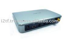 ISDB-T Digital TV Receiver include TV Recording