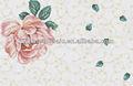 Nuevo 2013& caliente rosa de cristal del mosaico de fondo