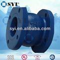 Plástico de água da válvula de retenção- syi grupo