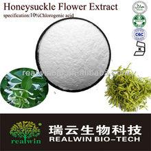 100% Pure Chlorogenic acid /Honeysuckle Flower Extract