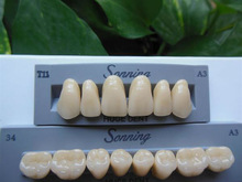 CE certification denture base resin